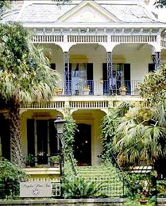 Magnolia Place Inn Bed Breakfast Savannah Georgia Ga